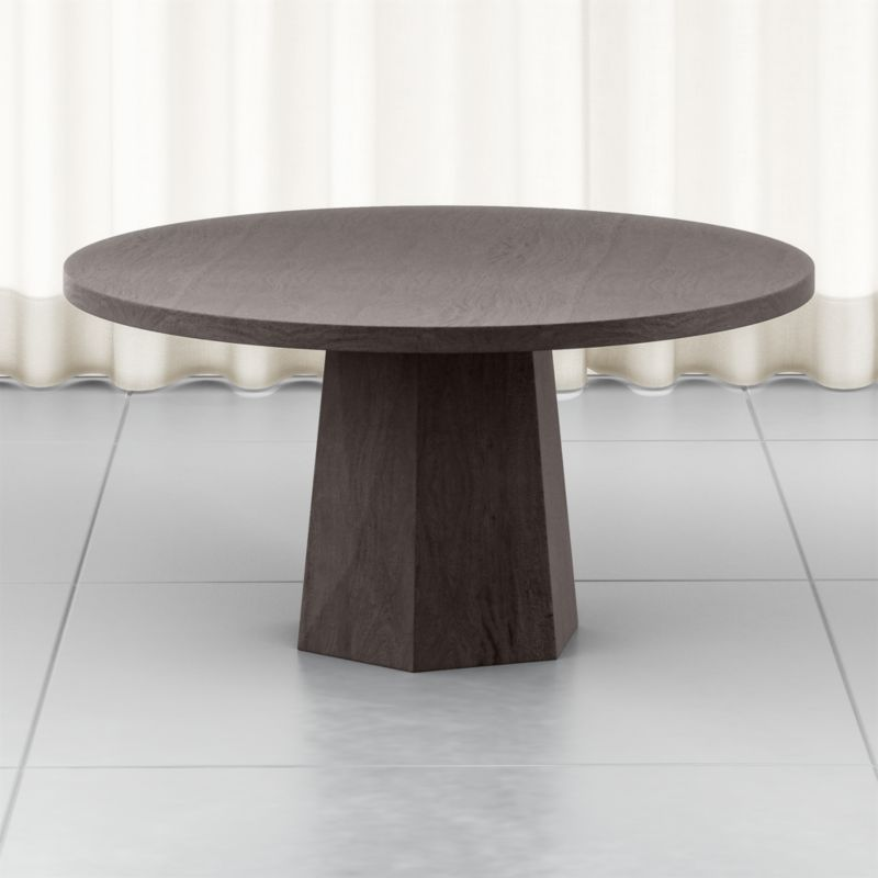 Kesling 60 Round Wood Dining Table