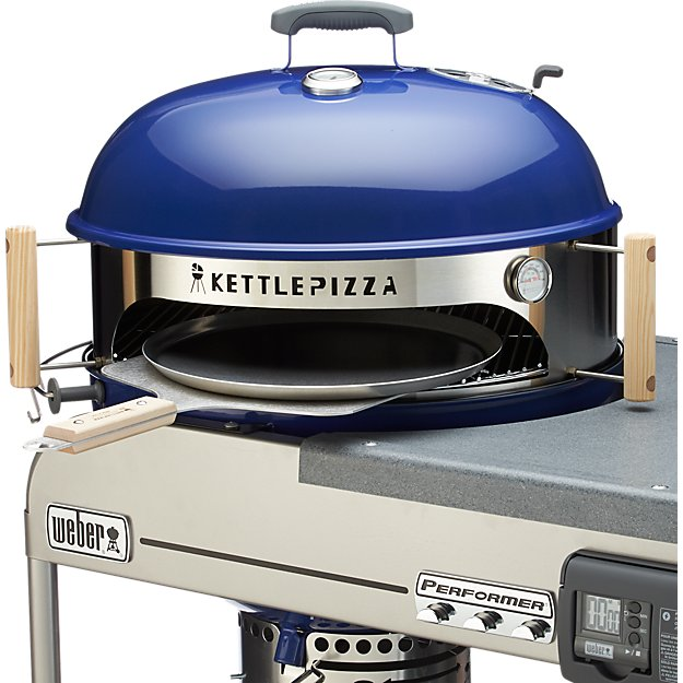 Kettlepizza Outdoor Pizza Oven Kit Crate And Barrel