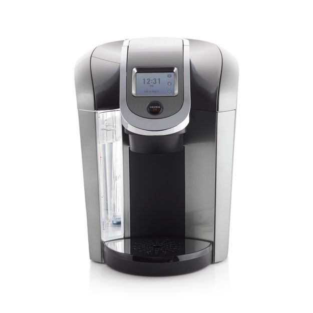 Keurig 2.0 K575 Coffee Maker System Crate and Barrel