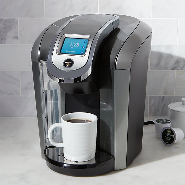 Keurig 2 0 K575 Coffee Maker System Reviews Crate And