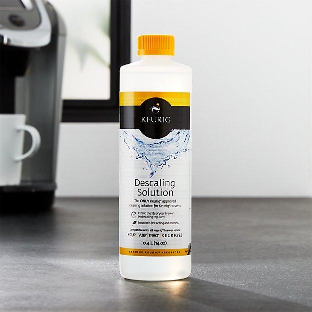 Keurig ® Descaling Solution