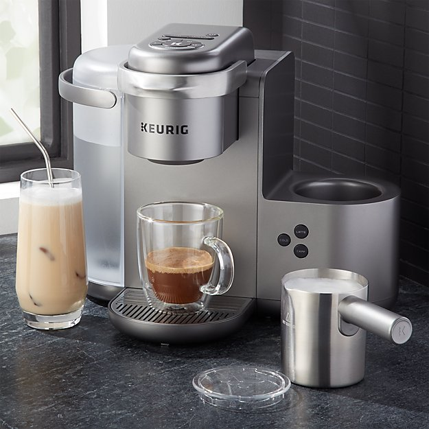 Care One Credit Card >> Keurig K-Cafe + Reviews | Crate and Barrel