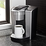 Keurig ® Brushed Silver K-Elite Brewer