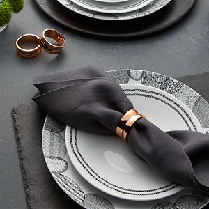 Kingston Copper Napkin Ring