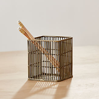 Kinsey Wire Pencil Cup