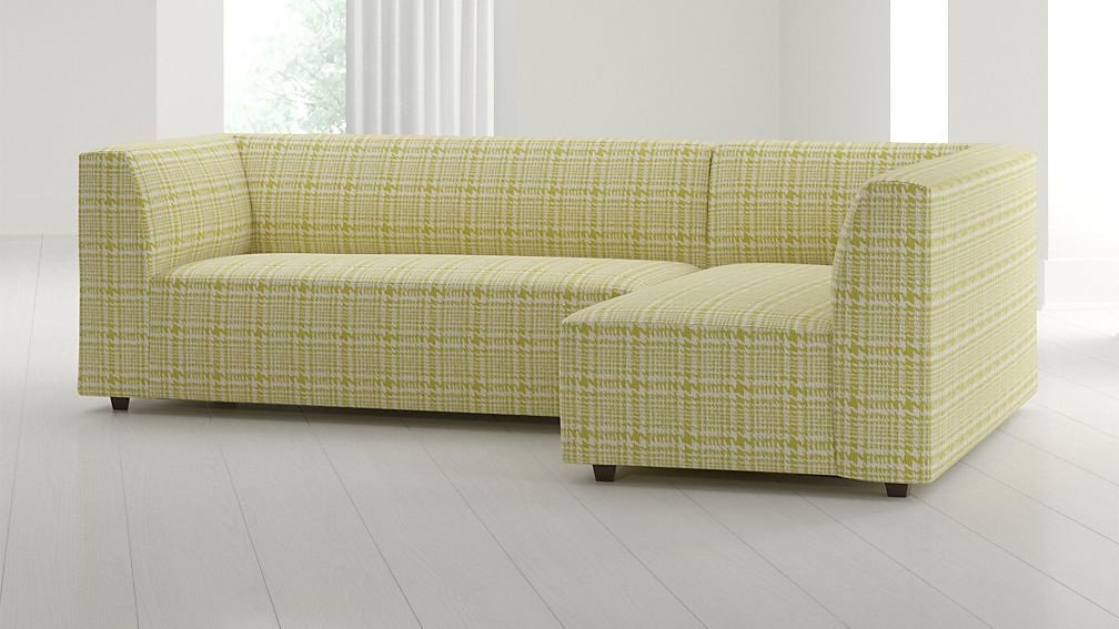 Kinsley 2-Piece Sectional - Image 1 of 4