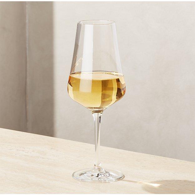 Kira White Wine Glass - Image 1 of 2