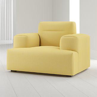 Kirby Deep Cushion Chair