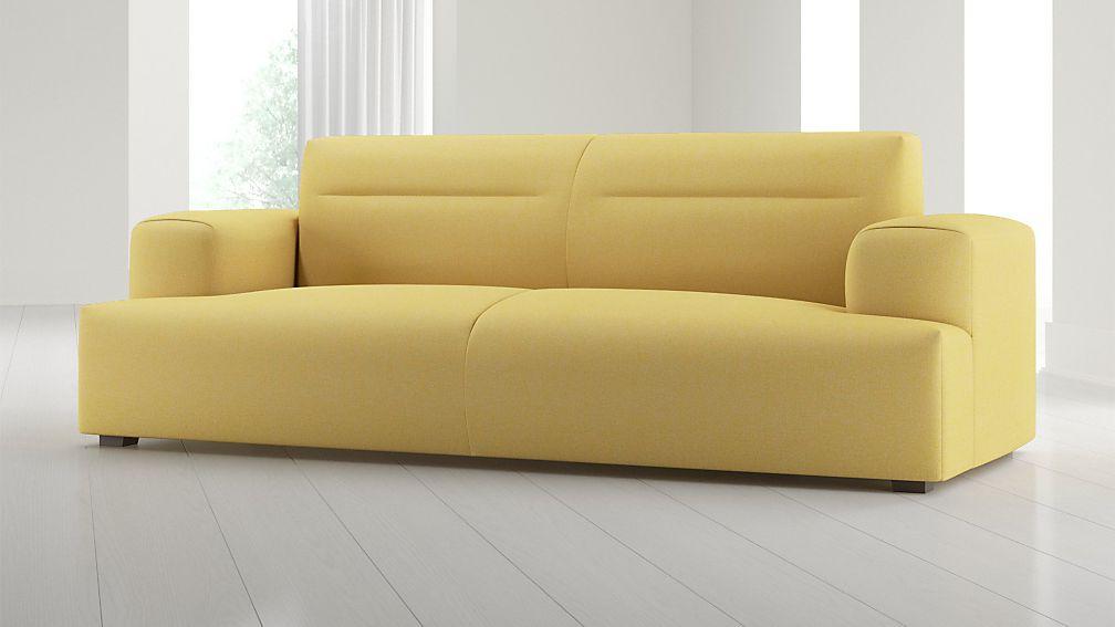 Kirby Deep Cushion Sofa - Image 1 of 9
