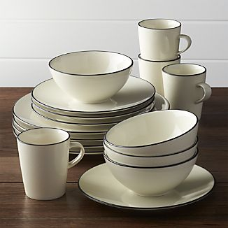 Superieur Kita 16 Piece Dinnerware Set