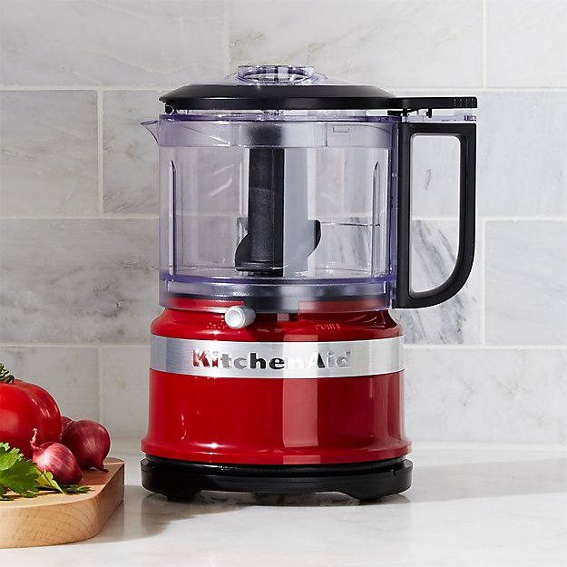 KitchenAid ® Empire Red 3.5-Cup Food Chopper