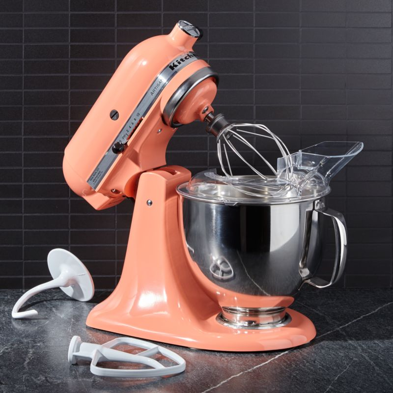 Kitchenaid Artisan Bird Of Paradise 5 Quart Tilt Head