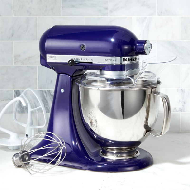Kitchenaid Cobalt Stand Mixer Ksm150psbu Reviews