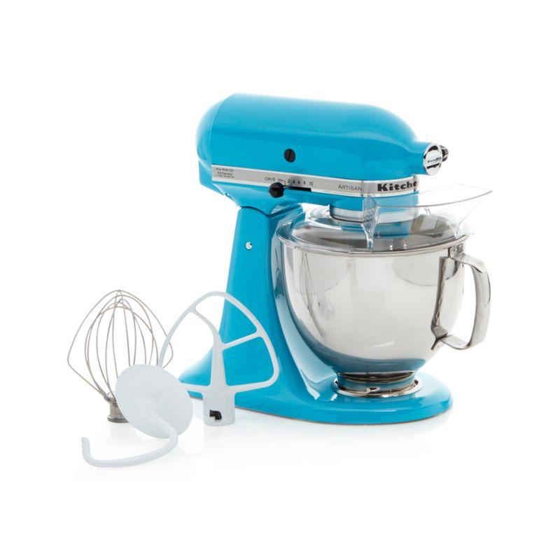 Kitchenaid Artisan Crystal Blue Stand Mixer Reviews