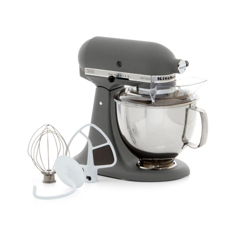 Kitchenaid Artisan Imperial Grey Stand Mixer Reviews