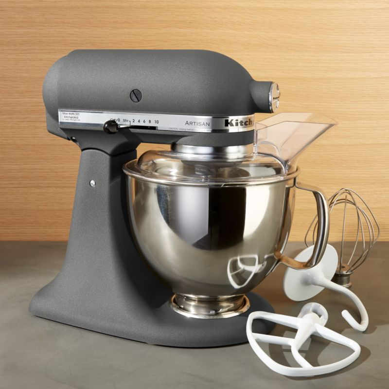 Grey Kitchenaid Mixer: KitchenAid Artisan Imperial Grey Stand Mixer + Reviews