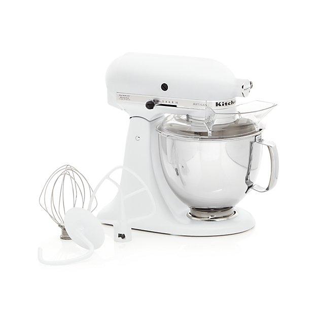 KitchenAid ® Artisan Matte White Stand Mixer - Image 1 of 3