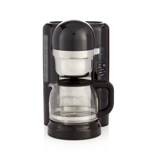 Kitchenaid Coffee Maker Made In Usa : KitchenAid 12-Cup Coffee Maker Crate and Barrel
