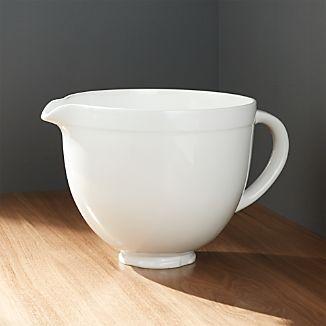 KitchenAid ® Ceramic White Bowl
