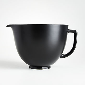 KitchenAid ® Ceramic Matte Black Bowl