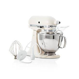 KitchenAid ® Artisan Series Matte Fresh Linen 5-Quart Tilt-Head Stand Mixer