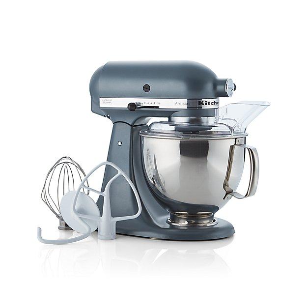 KitchenAid ® Artisan Steel Blue Stand Mixer - Image 1 of 6