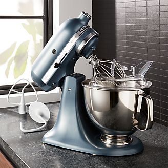 Exceptionnel KitchenAid ® Artisan Steel Blue Stand Mixer