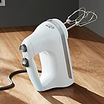 KitchenAid ® White 5-Speed Hand Mixer