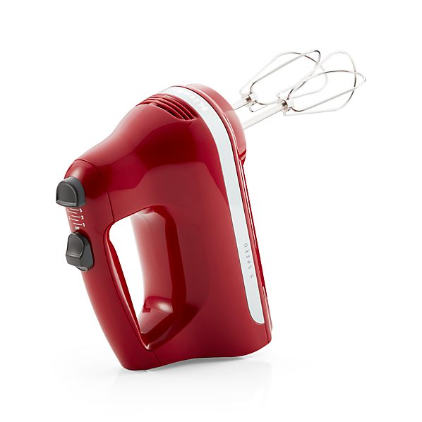 KitchenAid5spdHandMixerEmpireRedS16