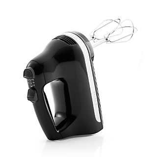 KitchenAid ® Onyx Black 5-Speed Hand Mixer