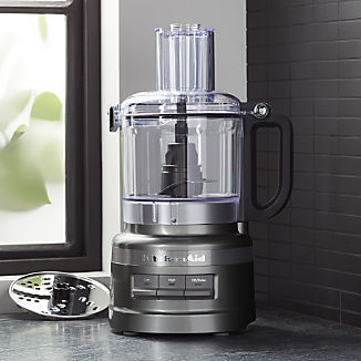 KitchenAid ® Contour Silver 7-Cup Food Processor