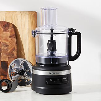 food processors and choppers crate and barrel