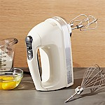 KitchenAid ® Almond Cream 7-Speed Hand Mixer