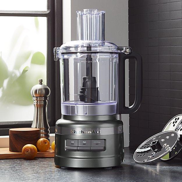 Kitchenaid Contour Silver 9 Cup Food Processor Reviews