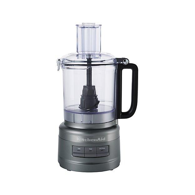 Kitchenaid Contour Silver 9 Cup Food Processor Plus Reviews