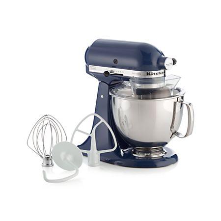 KitchenAid KSM150PSBW Artisan Blue Willow Stand Mi + Reviews ...