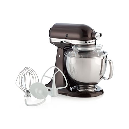 KitchenAid KSM150PSES Artisan Espresso Stand Mixer + Reviews ...