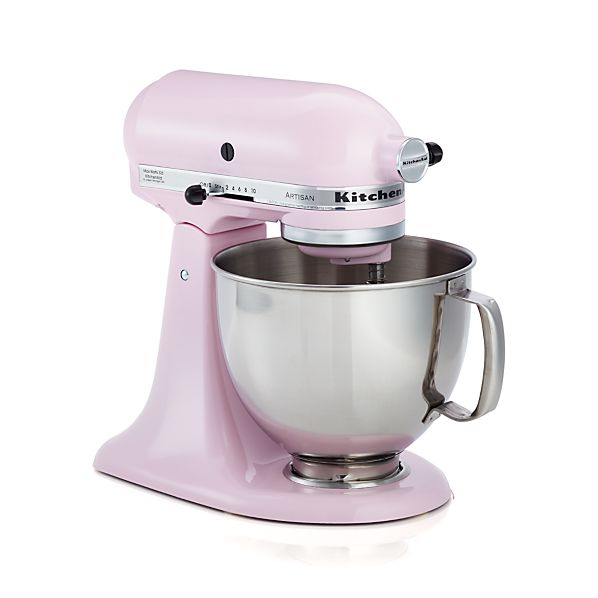 KitchenAidArtisanStandMixerPinkS16