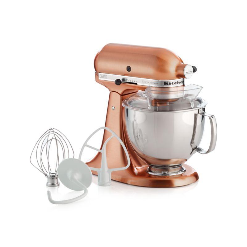 Kitchenaid Copper Metallic Series Stand Mixer Reviews