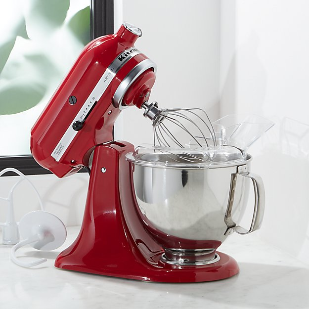 Kitchenaid Ksm150pser Artisan Empire Red Stand Mix