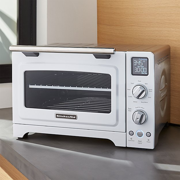 Kitchenaid White Convection Oven Reviews Crate And Barrel