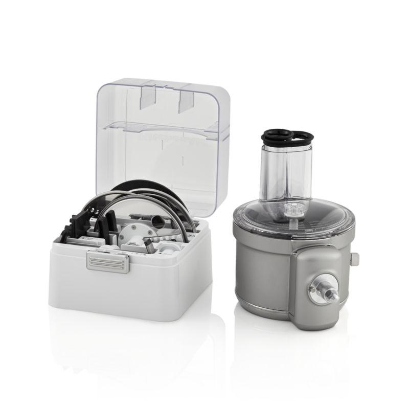 KitchenAid ® Food Processor with Dicing Attachment