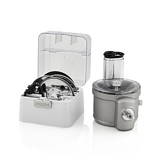 KitchenAid ® Food Processor with Dicing Attachment