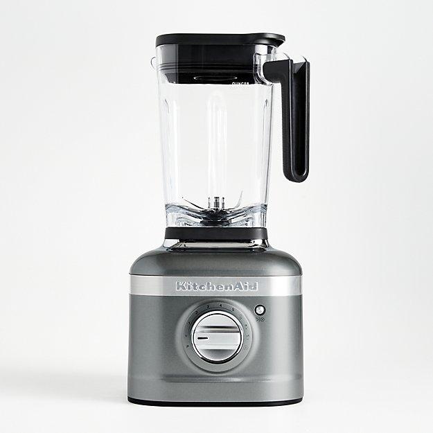 Kitchenaid K400 Silver Blender Reviews Crate And Barrel