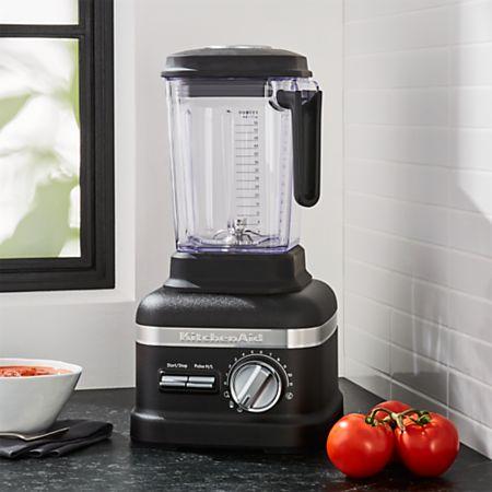 KitchenAid ® Pro Line ® Series Cast Iron Black Blender with Thermal Jar