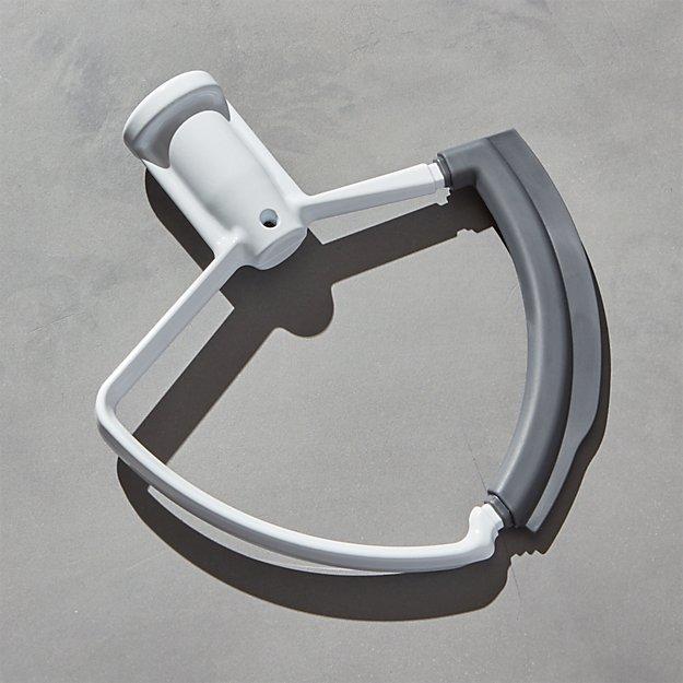 Kitchenaid 174 Pro Flex Edge Beater Blade Crate And Barrel