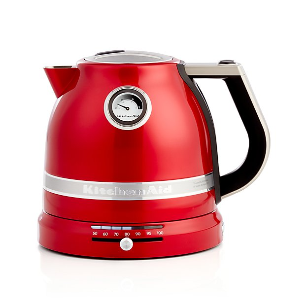 Red kitchenaid pro line electric kettle reviews crate for Houzz pro account cost