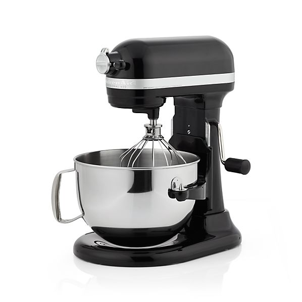 KitchenAidProfMixer600BlkAVF16