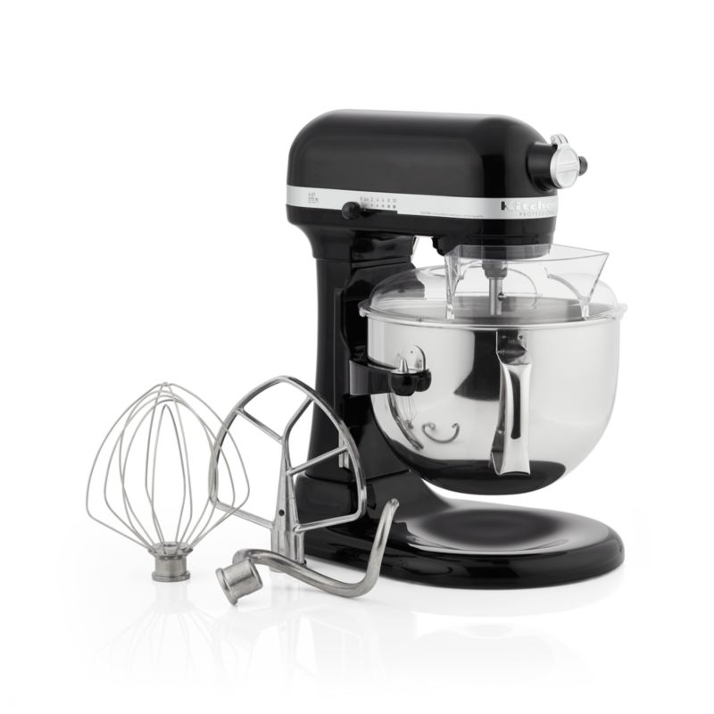 Kitchenaid Pro 600 Onyx Black Stand