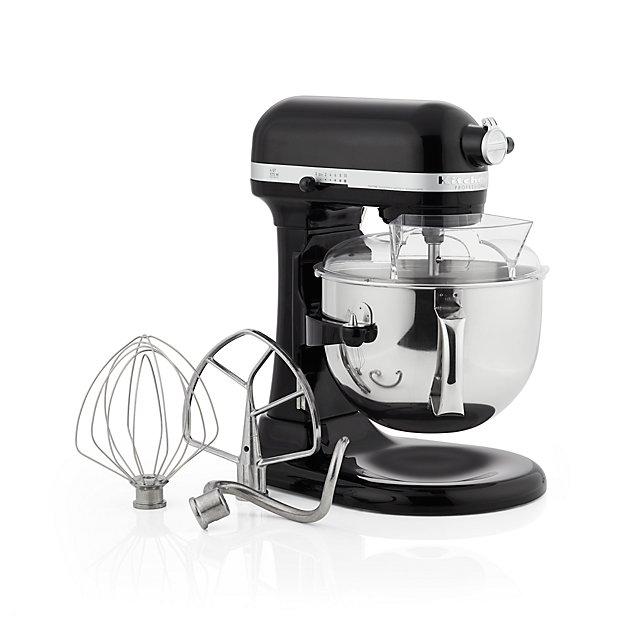 KitchenAid ® Pro 600 Onyx Black Stand Mixer - Image 1 of 3
